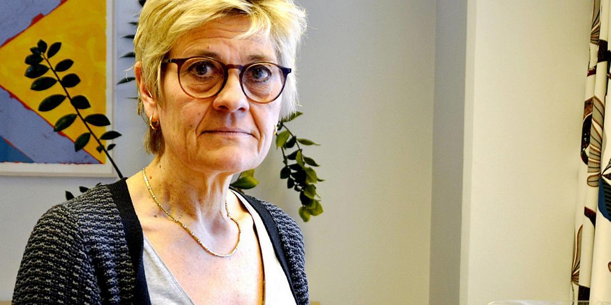"""Nina Fållbäck-Svensson: """"Sjukvården i Västernorrland är inte på väg att haverera"""""""