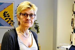 – Det är en bra lön, men det är inget som sticker ut som extremt anmärkningsvärt, säger Nina Fållbäck-Svensson, sjukhusdirektör i Landstinget Västernorrland.