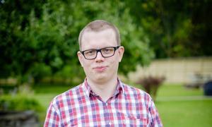 Fredrik Idestål, mer känd som Figgehn på Youtube.