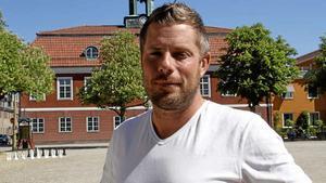 Golfveteranen Björn Pettersson spelar för Djurgårdens GK, men bor i Sala.