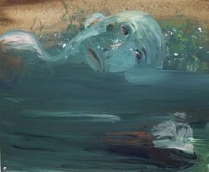 Simmaren, målning av Hans Wigert.