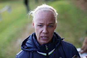 Caroline Seger är besviken på förbundet. Foto: Adam Ihse.