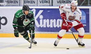 Kyle Cumiskey gillade sin tid i Modo och Örnsköldsvik. Blir det inte NHL kommande säsong, är Modo ett hett alternativ.