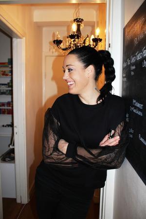 Catharina Molin är född och uppvuxen i Sala men flyttade till Västerås som 20-åring.