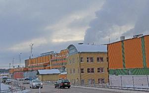 Region Dalarna satsar 160 miljoner på Förbifart Fors. Avesta kommun och Stora Enso 20 var, den nya vägen ska rädda runt 600 jobb. FOTO: PETTER JERDÉN