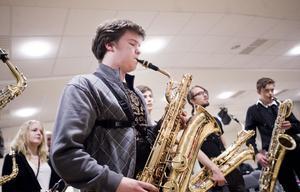 I Kulturskolejazzen deltog totalt 140 ungdomar. Det var premiär för Bollnäs och Hälsingland.