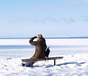 Att njuta vid Siljan. Turistnäringen i Siljansregionen ökar igen och har nått en omsättning på över två miljarder kronor. Foto: SANDRA MATTSSON.