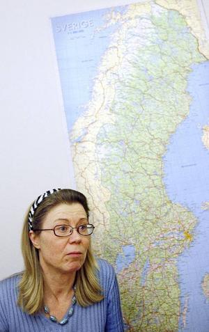 Åklagare Eva-Lena Rimér.