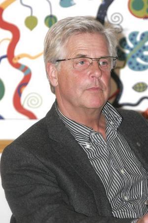 Förändringen ligger i fas med Alf Bohlins avgång som ordförande i Nordanstigs företagarföreing nästa vår.