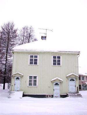 Senast denna fastighet användes i Strömsund hyrdes den av lokala musikföreningar.