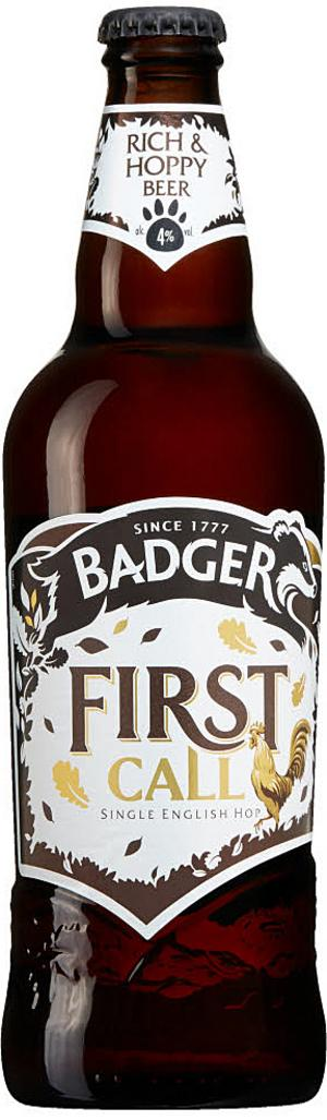 Badger First Call.