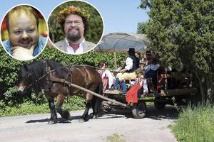 Insändarskribenten Billy Gränshagen tror sig ha löst Kalle Moraeus transport av Edward Blom.