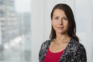 Helene Englund är epidemiolog hos Folkhälsomyndigheten.