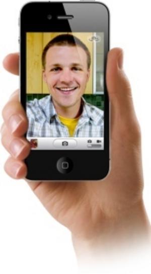 Så blir bilderna från Iphone 4