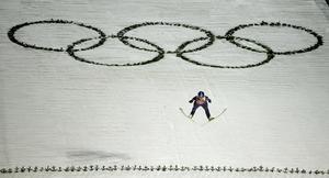 Stockholms Stads OS-utredning föreslår att Falun ska arrangera backhoppningen.
