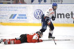 Mora föll tungt mot Vitkovice och tvingas lita till Brynäs om det ska bli slutspel. Christoffer Rasch får symbolisera det tunga fallet.
