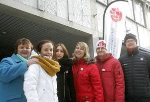 AnnSofie Andersson från Lugnvik toppar S-valsedeln för staden, och Pelle Persson från Valla toppar S-listan för utanför staden. Mellan dem Ida Asp från Fugelsta och Östersundsbon Ida Wiktorsson som båda är nya, Mona Modin Tjulin från Orrviken och Björn Sandal från Östersund.