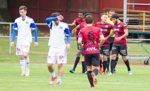 Simon Åkerström och Blend Sheikho stod för två mål var när KFF besegrade FK Bosna 92 med 4–1 hemma på Köpings IP.
