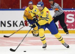 Jonas Ahnelöv är en av spelarna som är uttagna till VM i Prag.