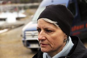 Ingrid Håstad, oljeexpert vid Havs- och vattenmyndighetens oljejour.