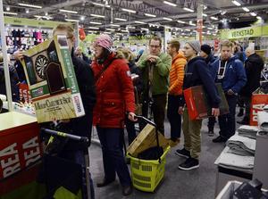 Handeln i Västernorrland tror på köer även framöver. Branschen är den mest optimistiska i länet.