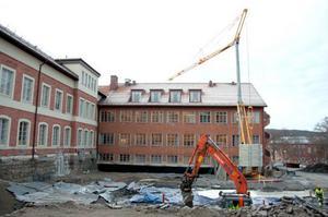 Gymnasiebyn vid Wargentinsskolan är det dyraste investeringsobjektet i Östersunds kommun nästa år.