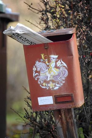 Nå, vad är detta, en brev- eller postlåda?