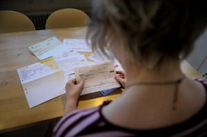 Flera gode män i Bollnäs kommun har skulder som gått till kronofogden.