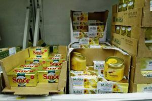 Både smör och bordsmargarin föreslås erbjudas i Östersunds skolor.