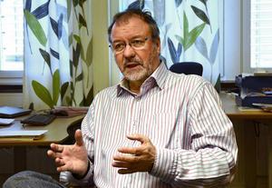 Per-Arne Frisk, socialnämndens ordförande.