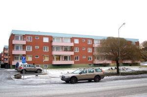 I början av nästa vecka flyttar SUAB (Strömsunds utvecklingsbolag) in i dessa lokaler. Fastigheten ägs av det kommunala bolaget Strömsunds hyresbostäder.Foto: Jonas Ottosson