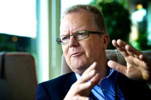 Anders Ahlgren, Tankesmedjan Dalarnas Framtid, före detta dalariksdagsman för Centerpartiet.