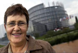 Eva-Britt Svensson (V) ,EU-parlamentariker