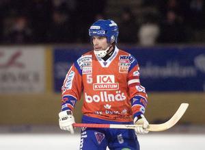 Andreas Westh funderar. Spel i Bollnäs eller ryska Dynamo Kazan är frågan.