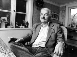 Skådespelaren, komikern och regissören Hans Alfredson