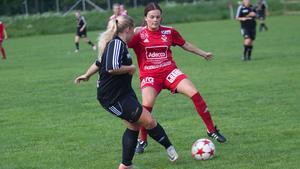 Emma Adolfsson missar matchen på söndag efter en tids sjukdom.
