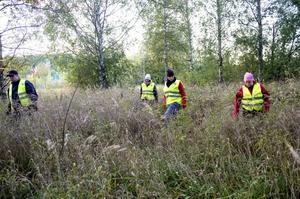 Vid 18-tiden på tisdagen sattes den ideella organisationen Missing People in i sökandet efter 79-årige Sven-Axel Mattsson.