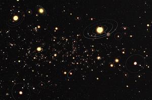 Venus, Saturnus, Jupiter, Mars och Merkurius radar upp sig i slutet av januari.