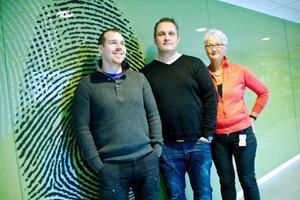 Andreas Hultner, Hans Lundstedt och Eva Jerand arbetar i polisens barngrupp. De har som uppgift att få barnet att berätta om det han eller hon har varit med om.