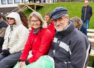 Britt Engholm och Ulf Svensson, Delsbo.