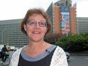 Kerstin Brandelius-Johansson och två handläggare har sagts upp på länets Europakontor i Bryssel.