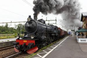 Järnvägen i Sverige befinner sig i djup och akut kris.