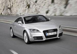 Bildtext 16: Audi TT.Foto: Audi