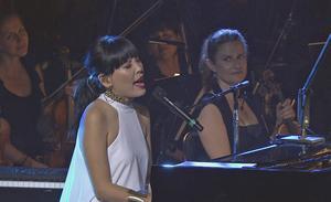 Australien representeras av Dami Im och låten