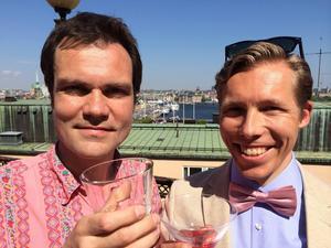 Anders Rayner och Henrik Jönsson har skrivit en bok om sommarplågorna.