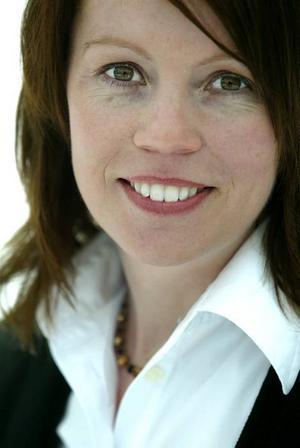 Anna Östman, informations- och marknadschef i Gävle kommun.