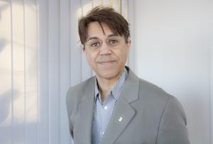 Tommy Fabricius har varit Nynäshamns kommundirektör sedan 2017.