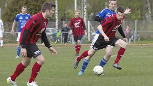 Sebastian Jansson, till höger, fortsätter i Södra.