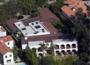 21-åriga multi-talangen Hilary Duff bor här.