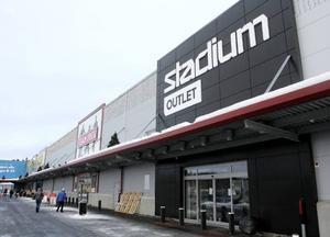 Inom några veckor öppnar Stadium Outlet en butik i Lillänge.